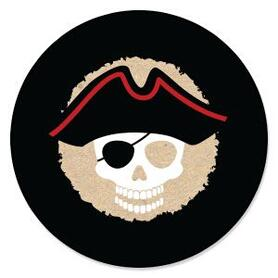 Beware of Pirates - Birthday Party Theme