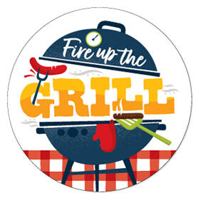 Fire Up the Grill - Summer BBQ Picnic Party Theme