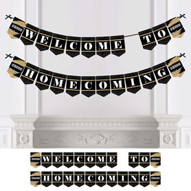 HOCO Dance - Homecoming Bunting Banner & Decorations