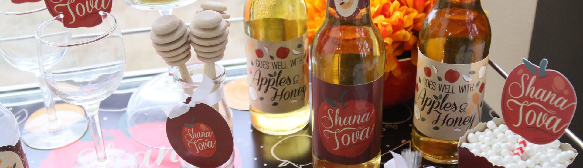 Rosh Hashanah - Jewish New Year Party Ideas