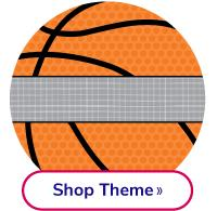 Nothin' But Net - Basketball Sports Theme