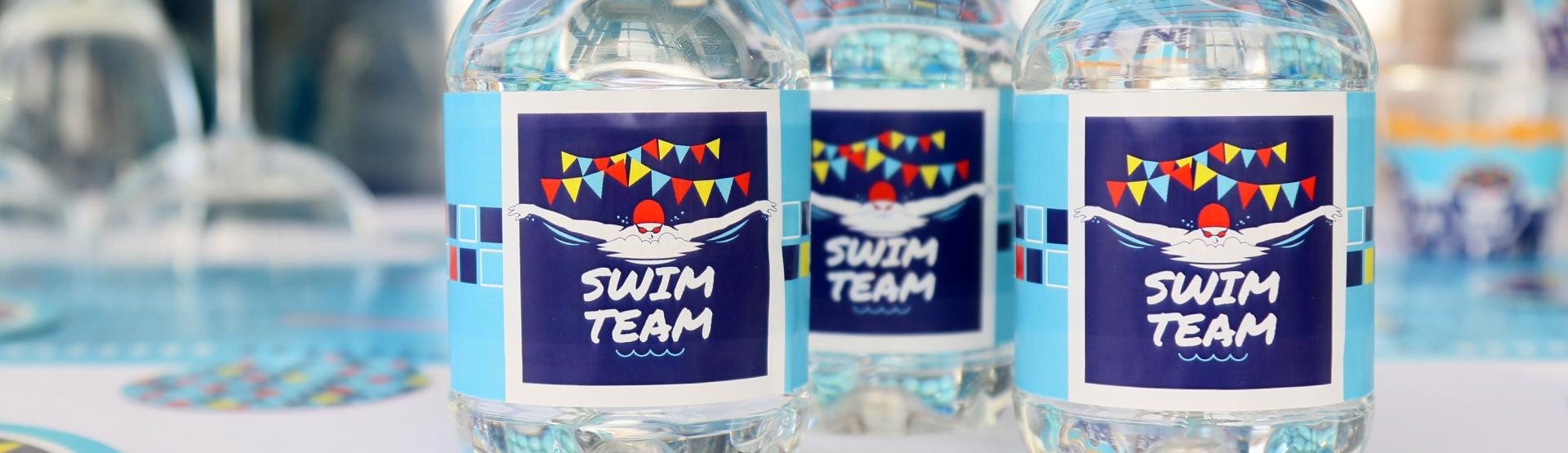Making Waves - Swim Team - Party Ideas